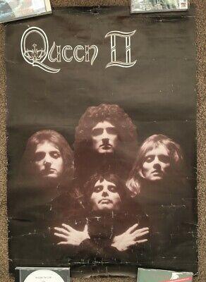 Queen II Promo Poster 74