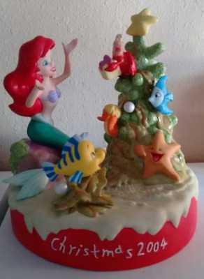 Disney presents The Little Mermaid in Sea-sons Greetings! Christmas 2004