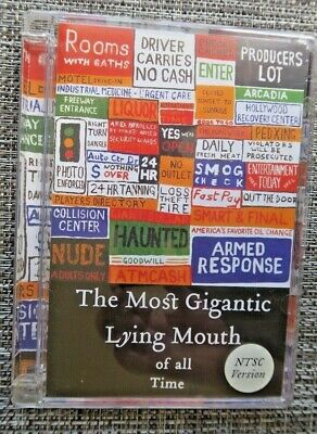 Radiohead - The Most Gigantic Lying Mouth Of All Time - 24 Short Films 2004 (The Most Gigantic Lying Mouth Of All Time)