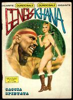 Fumetto Erotico Gengiskhana N.10 - Serie ,i Giganti Del Fumetto, Galax Ed. -  - ebay.it