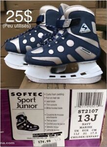 patins Softec Sport junior gr 13j