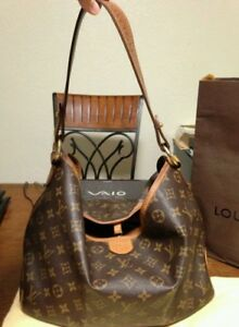 Louis Vuitton Outlet Allen Tx Shipyard Delightful Mm Ebay