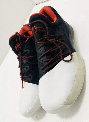 Adidas Mens Size 11.5 James Harden Vol.1 Pioneer Core Black Scarlett BW0546