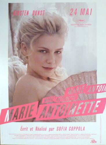 MARIE ANTOINETTE - COPPOLA / DUNST - QUEEN / VERSAILLES / NAKED - MOVIE POSTER