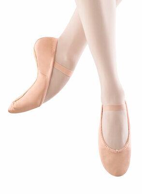 Bloch Dansoft Girls Full Sole Ballet Shoe S0205G PINK](Bloch Shoes)