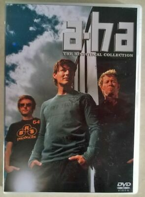 A-HA 2x Double DVD The Collection
