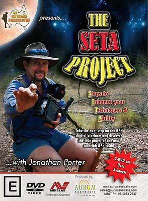 GPX4500 Seta Project 2 DVD over 220 minutes invaluable!