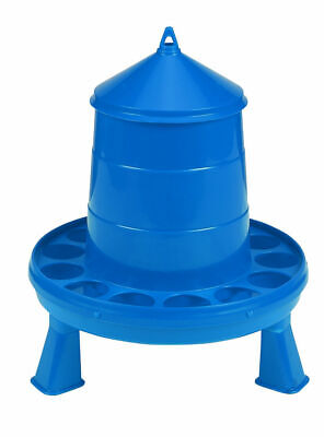 Double-tuf Dt9871 4 Lb. Poultry Feeder With Removable Legs