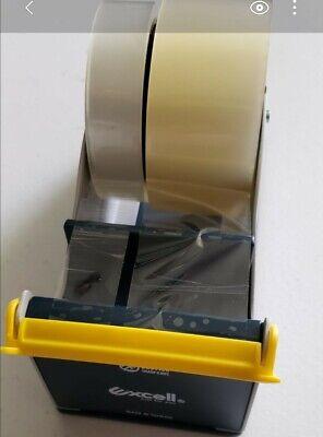 Multi-roll Desktop Dispenser With One 2x110yd One 1 X 72yd Free Rolls