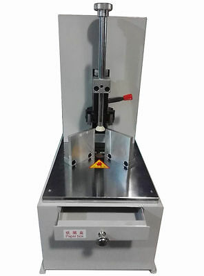 220v Electric Round Corner Cutter Corner Rounding Machine For Name Cards Paper