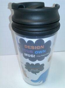 Travel Mug Design Customize Your Own Coffee Tea 11 Oz Mug