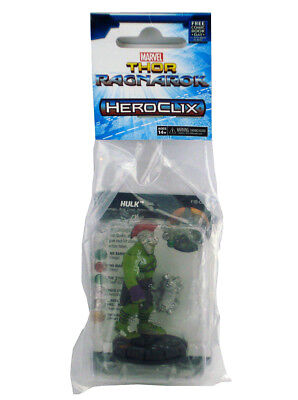 Marvel Heroclix Gladiator Hulk Free Comic Book Day Figure #F18-001 Thor Ragnarok, used for sale  Shipping to India