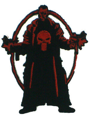 The Punisher Marvel Promotional Iron-On Patch Lions Gate Films Netflix Rare 2004