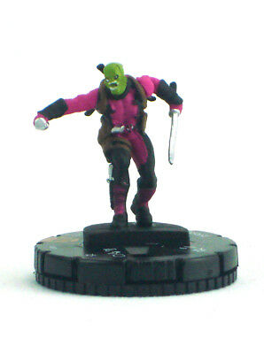 Marvel Heroclix Deadpool & X-Force Terror #101 Limited Ed OP Kit Figure w/Card