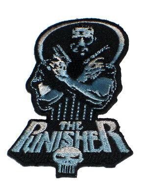 Punisher Marvel Promotional Iron-On Patch Lions Gate Films Frank Castle 2004