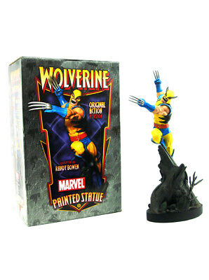 Bowen Designs Wolverine Action Statue Original 495/1250 Marvel Sample X-Men New