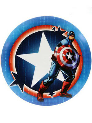 Marvel DyeMax Disc Golf Dynamic Discs Ultimate Captain America Fuzion Truth 179g for sale  Shipping to India