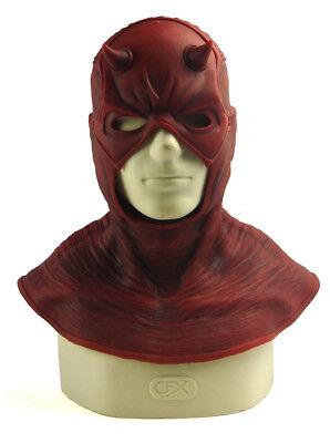 Composite Effects Daredevil Silicone Mask CFX Marvel Comics - Marvel Daredevil Halloween Mask