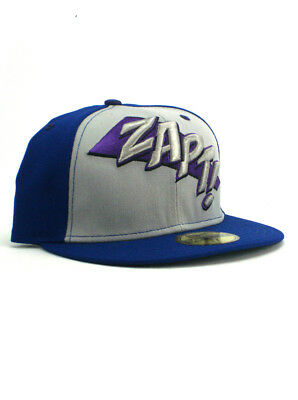 66eac9eb3bb New Era Cyclops Zapt! 59fifty Custom Fitted Hat Size 6 7 8 X-Men Blue Marvel  NWT