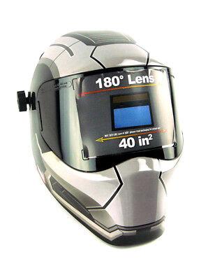 War Machine Save Phace Welding Helmet Rfp Eye Safety Marvel F-series Iron Man