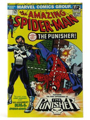 The Amazing Spider Man  129 Lions Gate Films Variant 1St Punisher Marvel 2004