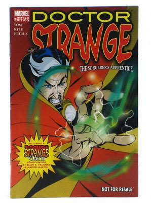 Doctor Strange  0 Custom Comic Lions Gate Films Marvel Comics Promotional Htf
