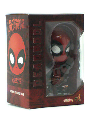 Hot Toys Cosbaby Deadpool Vinyl Figure X-Men Marvel Universe New In Box