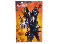 """SDCC 2019 MARVEL AGENTS OF SHIELD Exclusive Poster 12x20"""""""