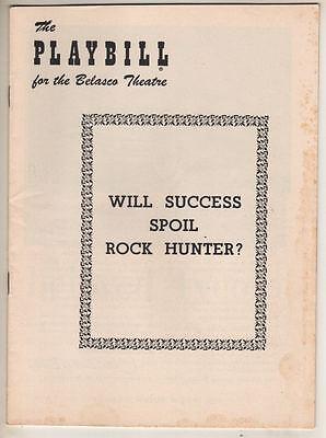 will success spoil rock hunter Philip french on screenwriter frank tashlin's classic advertising satire, will success spoil rock hunter.