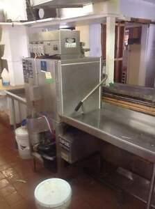 Lave vaisselle commercial