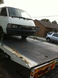 Toyota townace 1994 (Wrecking) Brighton-le-sands Rockdale Area Preview