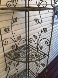 Brand new metal corner stand with 4 shelves Westmead Parramatta Area Preview