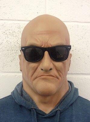 Realistische Man Maske Alt Herren Verkleidung Halloween Kostüm Bruiser - Realistische Kostüm