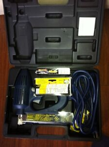 Brad Electric Nailer and Stapler-$75 Firm