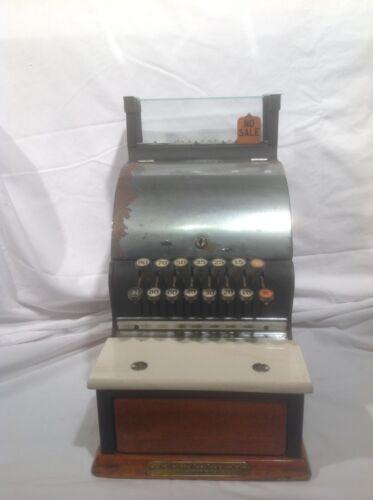 VINTAGE National Cash Register Co Penny Register Model # 711