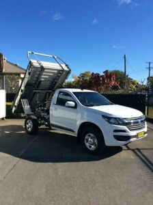 2017 Holden Colorado RG MY18 LS (4x2) 6 Speed Automatic Cab Chassis Taree Greater Taree Area Preview