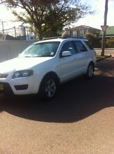 2009 ford territory MKii with low ks Newcastle Newcastle Area Preview