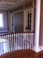 Painter- painting services - wallpaper - repairs
