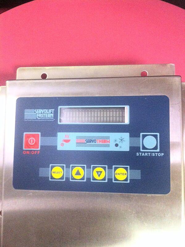 Controller for Piper Servolift Meal Cart - Part No. 106670