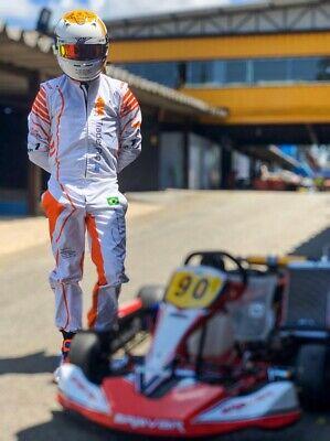 Adult Neck Brace TMC Go Kart Racing