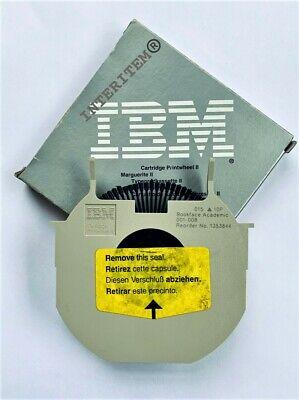 New Ibm Wheelwriter Printwheel Daisywheel - Bookface Academic 015 10p 1353844