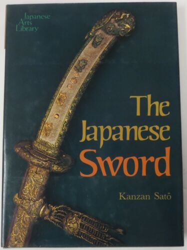 1983 Pictorial Reference BOOK The JAPANESE SWORD.by ANZAN SATO