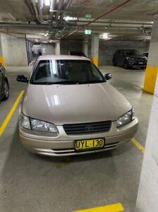 1998 Toyota Camry Csi 4 Sp Automatic 4d Sedan