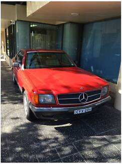 Mercedes 380SEC with complete service history from******2018 Harris Park Parramatta Area Preview
