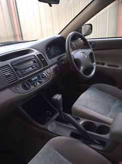 Camry 2002 for sale. Moving overseas