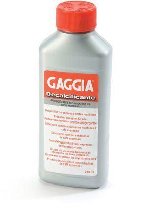 21001682 - Gaggia Decalcifier Descaler Solution 250ml Bottle