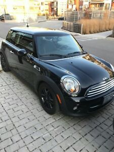 2013 Black Mini Cooper - Baker Street Edition (Price Drop)