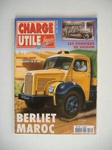 CHARGE-UTILE-70-TRACTEURS-FORDSON-BERLIET-PH-PEUGEOT-SK-et-MK-BERLIET-MAROC