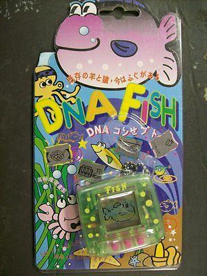 Gigapet Nanopet Giga Nano Pet Pocket Bass Fish Fishing Tamagotchi  New!