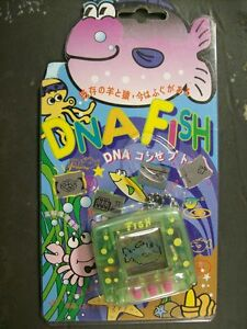 Gigapet-Nanopet-Giga-Nano-Pet-Pocket-Bass-Fish-Fishing-Tamagotchi-New